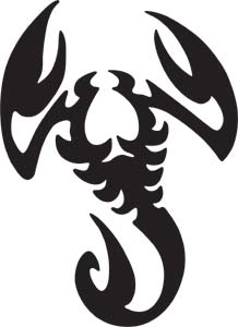 SCORPION TRIBAL